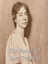 The Poetry of Sara Teasdale (MP3)