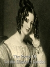 The Poetry of Letitia Elizabeth Landon (MP3)