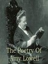 The Poetry of Amy Lowell (MP3)