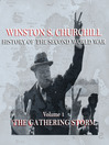 The History of the Second World War, Volume 1 (MP3): The Gathering Storm