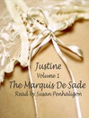 Justine, Volume 1 (MP3)