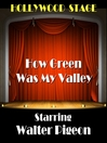 How Green Was My Valley (MP3)