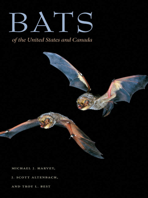 Bats of the United States and Canada (eBook)