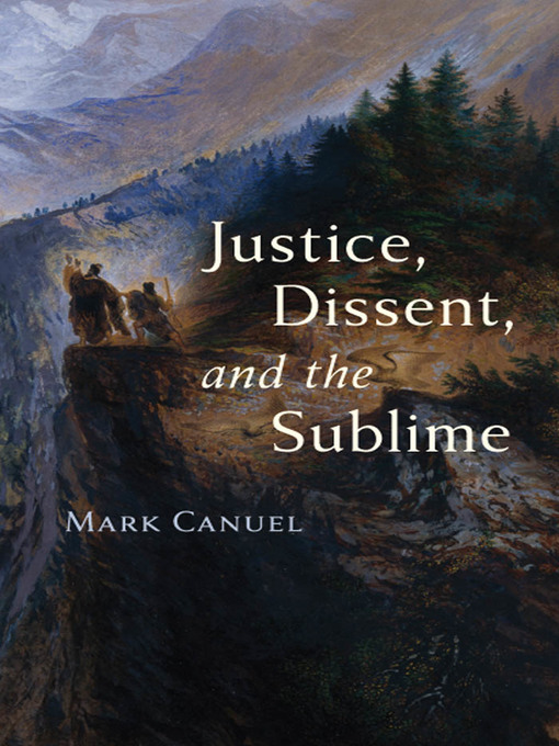 Justice, Dissent, and the Sublime (eBook)