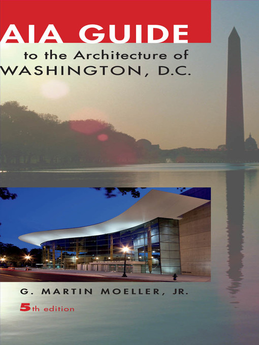 AIA Guide to the Architecture of Washington, D.C. (eBook)