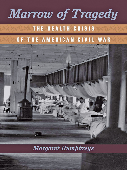 Marrow of Tragedy (eBook): The Health Crisis of the American Civil War