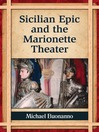Sicilian Epic and the Marionette Theater (eBook)