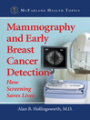 Mammography and early breast cancer detection [eBook]