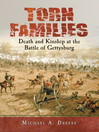 Torn Families (eBook): Death and Kinship at the Battle of Gettysburg