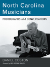 North Carolina Musicians (eBook): Photographs and Conversations