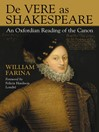 De Vere as Shakespeare (eBook): An Oxfordian Reading of the Canon