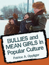 Bullies and Mean Girls in Popular Culture (eBook)