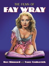 The Films of Fay Wray (eBook)