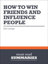 How to Win Friends and Influence People - Dale Carnegie (eBook)
