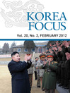 Korea Focus - February 2012 (eBook)