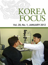 Korea Focus - January 2012 (eBook)