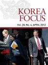 Korea Focus - April 2012 (eBook)
