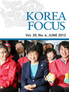 Korea Focus - June 2012 (eBook)