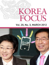 Korea Focus - March 2012 (eBook)