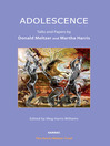 Adolescence (eBook): Talks and Papers by Donald Meltzer and Martha Harris