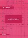Cogitations (eBook)