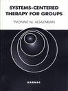 Systems-Centered Therapy for Groups (eBook)