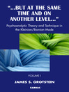 But at the Same Time and on Another Level (eBook): Psychoanalytic Theory and Technique in the Kleinian/Bionian Mode