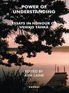 Power of Understanding (eBook): Essays in Honour of Veikko Tahka