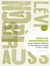 Lacan and Levi-Strauss or the Return to Freud (1951-1957) by Markos Zafiropoulos eBook