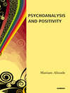 Psychoanalysis and Positivity (eBook)