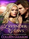Lavender Vows (eBook): Medieval Herb Garden Series, Book 1