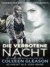 Die Verbotene Nacht (eBook): Tagebücher der Dunkelheit Series, Book 5