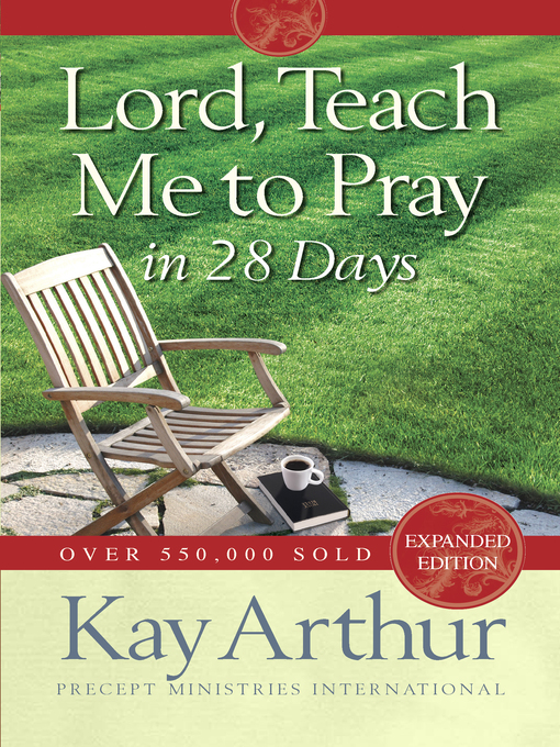 Lord, Teach Me to Pray in 28 Days (eBook)