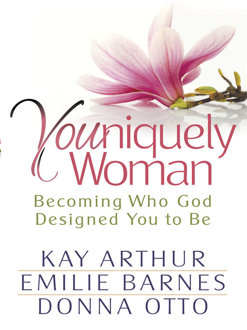 Youniquely Woman (eBook): Becoming Who God Designed You to Be