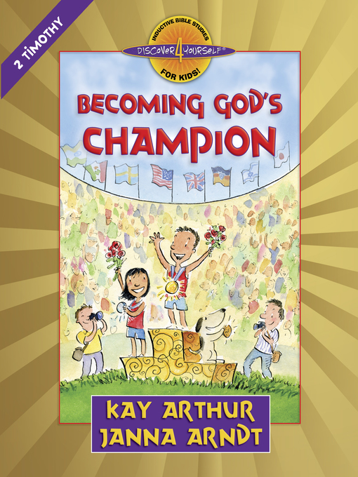 Becoming God's Champion (eBook): 2 Timothy