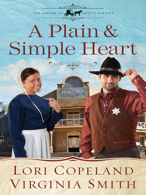 A Plain and Simple Heart (eBook): The Amish of Apple Grove Series, Book 2