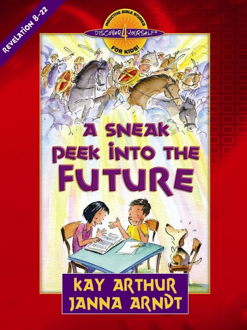 Sneak Peek into the Future (eBook): Revelation 8-22