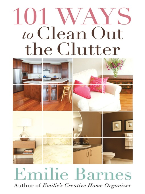 101 Ways to Clean Out the Clutter (eBook)
