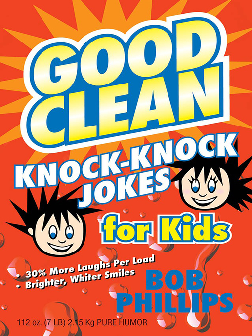 Good Clean Knock-Knock Jokes for Kids (eBook)