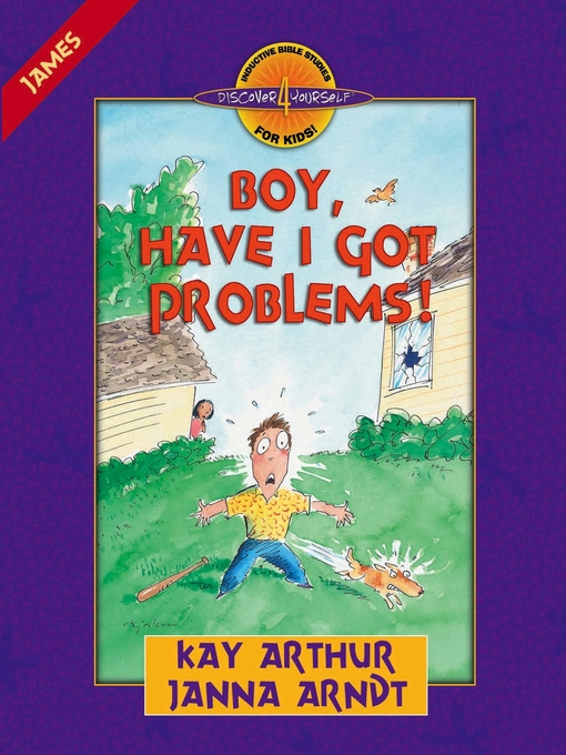 Boy, Have I Got Problems! (eBook): James
