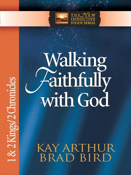 Walking Faithfully with God (eBook): 1 & 2 Kings & 2 Chronicles
