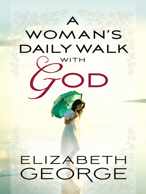 A Woman's Daily Walk with God (eBook)