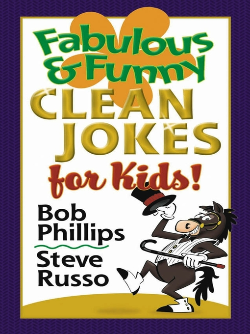 Fabulous and Funny Clean Jokes for Kids (eBook)
