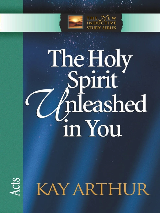 Holy Spirit Unleashed in You (eBook): Acts