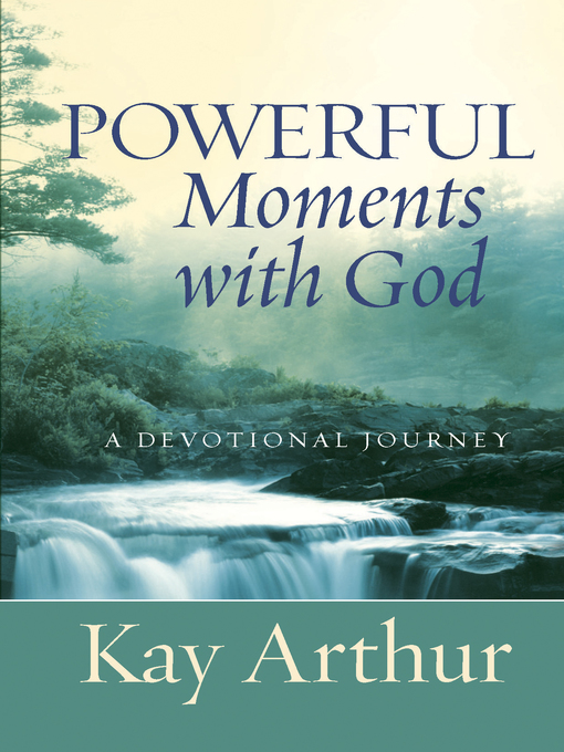 Powerful Moments with God (eBook): A Devotional Journey