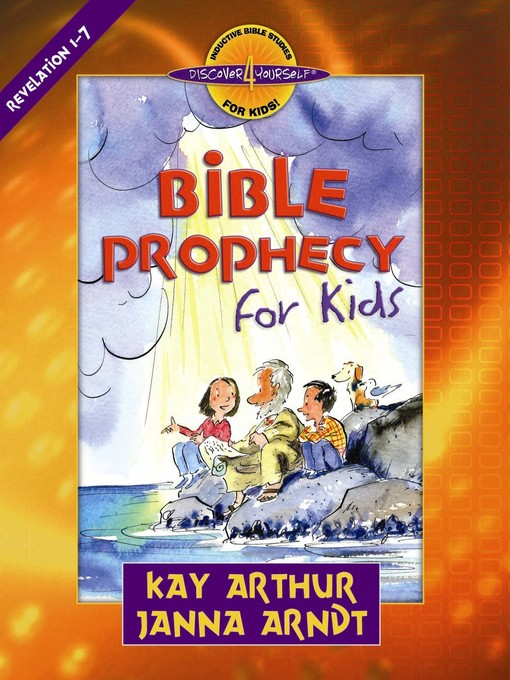 Bible Prophecy for Kids (eBook): Revelation 1-7