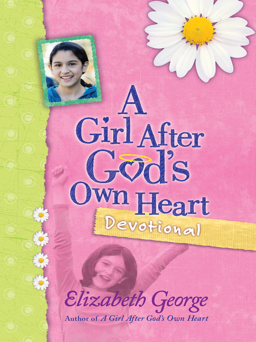A Girl After God's Own Heart Devotional (eBook)