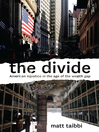 The Divide (eBook): American injustice in the age of the wealth gap