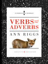 Verbs and Adverbs by Ann Riggs eBook