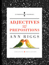 Adjectives and Prepositions by Ann Riggs eBook